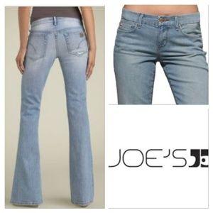 BOHO Super Flared Stardust Joe's Denim Jeans